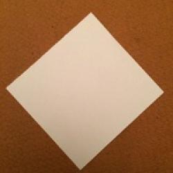Schritt 1: Giraffe aus Papier basteln