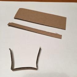 Schritt 7:  Puppenmöbel bauen