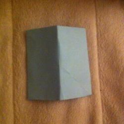 Schritt 5: Hahn aus Papier falten