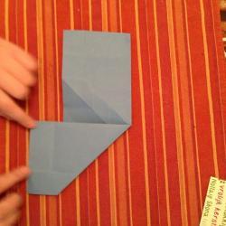 Schritt 5: Bilderrahmen aus Papier basteln