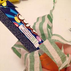 Schritt 13: Oster-Karotte basteln