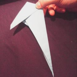 Schritt 16: Papagei aus Papier falten