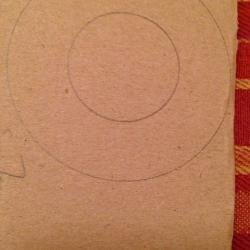 Schritt 2: Frosch aus Wolle basteln