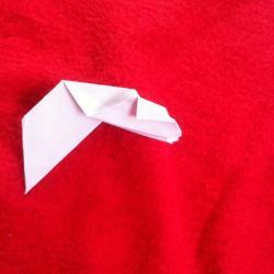 Schritt 8: Kuh aus Papier basteln