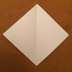 Schritt 2: Giraffe aus Papier basteln