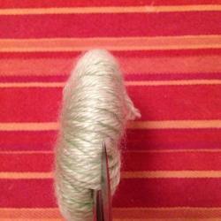Schritt 7: Frosch aus Wolle basteln