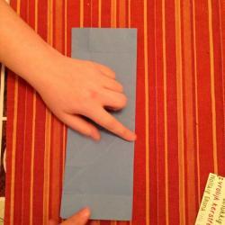Schritt 4: Bilderrahmen aus Papier basteln