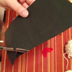 Schritt 20: Schaf aus Wolle basteln