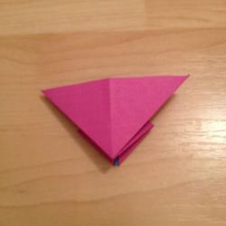 Schritt 10: Schmetterling aus Papier falten
