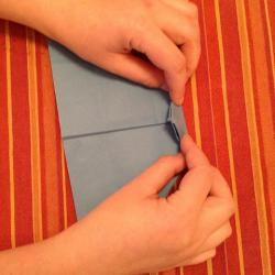 Schritt 14: Bilderrahmen aus Papier basteln