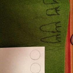 Schritt 12: Frosch aus Wolle basteln
