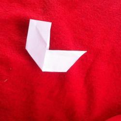 Schritt 6: Kuh aus Papier basteln