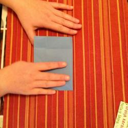 Schritt 3: Bilderrahmen aus Papier basteln
