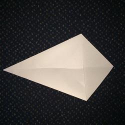 Schritt 3: Wal aus Papier basteln