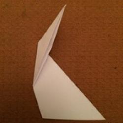 Schritt 5: Giraffe aus Papier basteln