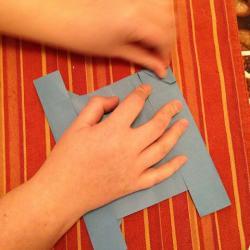 Schritt 18: Bilderrahmen aus Papier basteln
