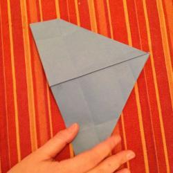 Schritt 10: Bilderrahmen aus Papier basteln