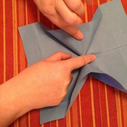 Schritt 15: Bilderrahmen aus Papier basteln