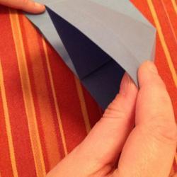 Schritt 6: Bilderrahmen aus Papier basteln