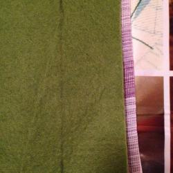 Schritt 3: Schöne Serviettenringe Basteln mit den Wollresten