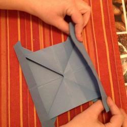 Schritt 17: Bilderrahmen aus Papier basteln