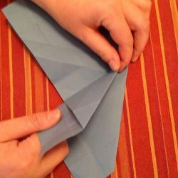 Schritt 7: Bilderrahmen aus Papier basteln