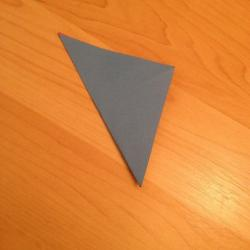 Schritt 2: Schmetterling aus Papier falten