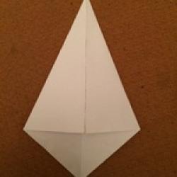 Schritt 3: Giraffe aus Papier basteln