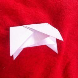 Schritt 16: Kuh aus Papier basteln
