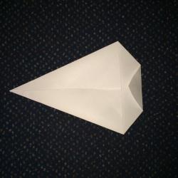 Schritt 4: Wal aus Papier basteln