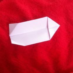 Schritt 4: Kuh aus Papier basteln